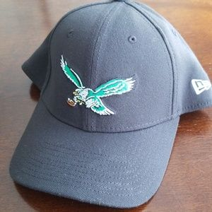 NFL Phila Eagles hat by New Era Throwback